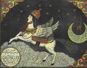 The story of Lailat al Miraj