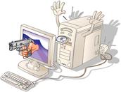 Suplantación de identidad, robo de datos, acceso a nuestras cuentas