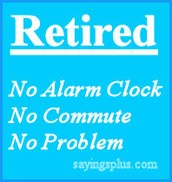 Tuesday: retirement celebration