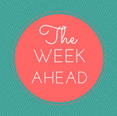 Coming Up This Week...