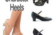 Character shoes