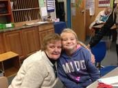 Stevie and Grandma
