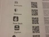 Apps & QR Codes