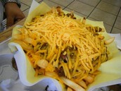Mountain Chilly Cheese Fries Challenge