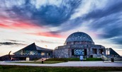 Held at the Adler Planetarium