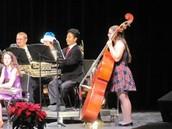 Band Christmas Concert 2014