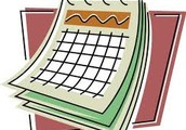 Meeting Dates 2014-15