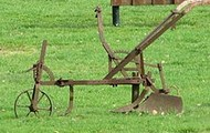The first steel plow