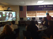 Skyping with Author Julie Murphy