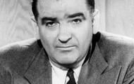 this is senator McCarthy