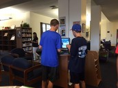 Lake George HS Learning Commons
