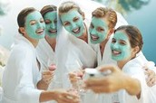 Host your own Facials  Party