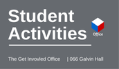 The What's Happening is provided to you by the Student Activities Office
