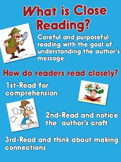 Close Reading FYI