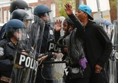 Racial unrest over police killings