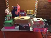 Kindergarten Valentine's Boxes