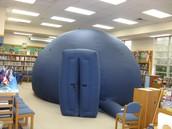 AISD Science Dept. Planetarium