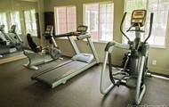 Remodeled fitness center