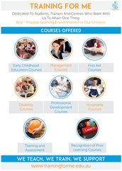 Comprehensive Childcare Courses to Help You Work a Australia's Best Childcare Centres