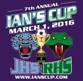 Ian's Cup Spring Soccer Clinic and Fundraiser