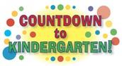 Kindergarten Registation