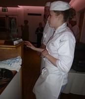 Grace Davidson-Wood - Food & Beverage Service Award (College of FE)