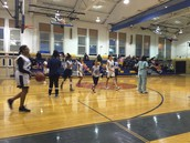 Girls' Basketball Game