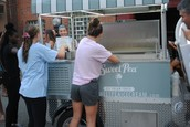 Weldon Soda Fountain Ice Cream Truck