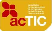 Centre homologat per acreditació de competències TIC.