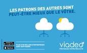 """""""Une campagne de communication impertinente pour Viadeo !"""""""