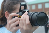 8th Grade Photography Class