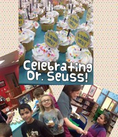 Celebrating the birthday of Dr. Seuss!
