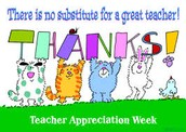 Thank you for being at work every day!