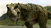 this is the t-rex mostly everone knows about them but for those who dont