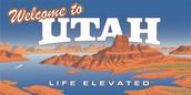 Utah Sign