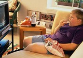 """TV viewing is responsible for the rise in childhood obesity."""