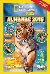 Unlimited Access to Digital National Geographic Alamanac for Kids 2015