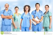 Our Nurses and Surgeons