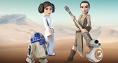Try a Star Wars Hour of Code