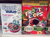 Great Value Froot Loops