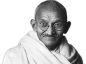 Gandhi and his methods