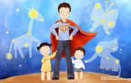 Your a super dad!!😃
