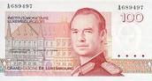 The Luxemborug dollar
