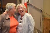 Barb and Elda