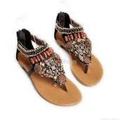 Fun summer sandal