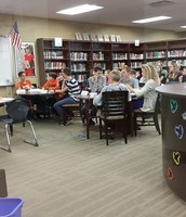 First Quiz Bowl Match of the Season!