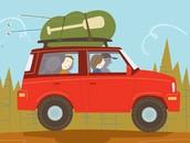 הרכב בכביש