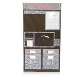 Hang-Up Home Organizer - Grey Parisian Pop
