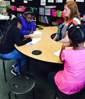 Mrs. Echols' Small Group Instruction