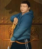 Frank Zhang, son of Mars